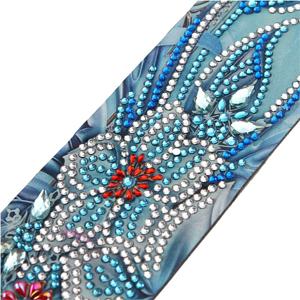 Sparkling Diamond Painting Bookmark