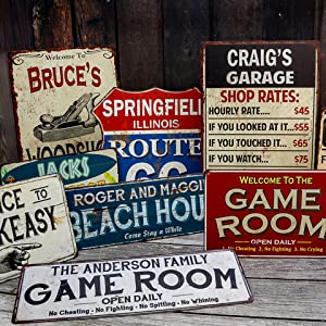home decor, custom signs, kitchen signs, office signs, farmhouse signs