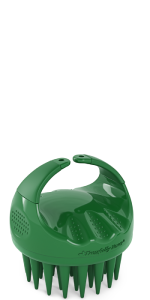Tressfully Yours MassagePro Brush (Olive Green)
