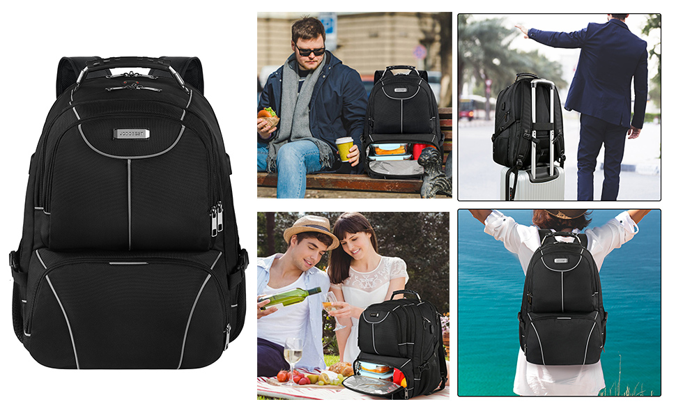 Let you enjoy delicious food at any time, perfect for school, work, office, picnic, hiking, camping