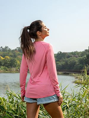 uv long sleeve shirts for women