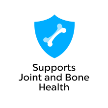 Supports Joint and Bone Health