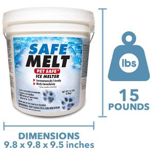 safe melt 15lbs