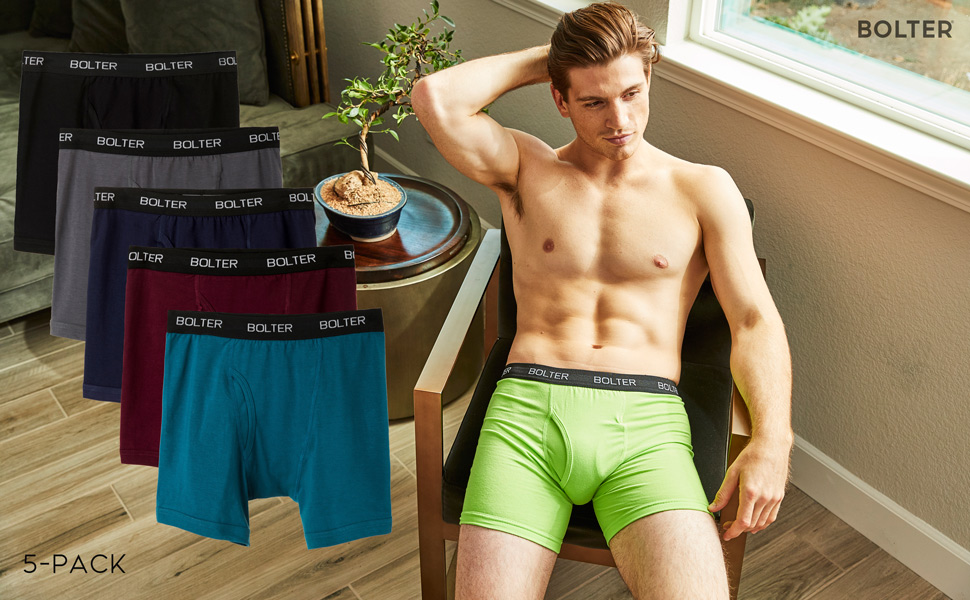 everyday sport boxer briefs bright blue size chart bolter elastic waist tagless open fly low rise
