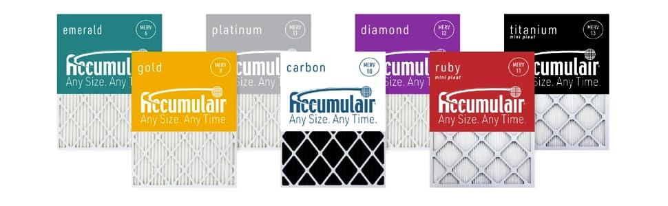 Accumulair Air Filters