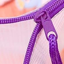 sunee mesh zipper pouch mesh pouch with zipper mesh pouches