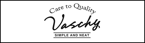 VASCHY messenger bag for men