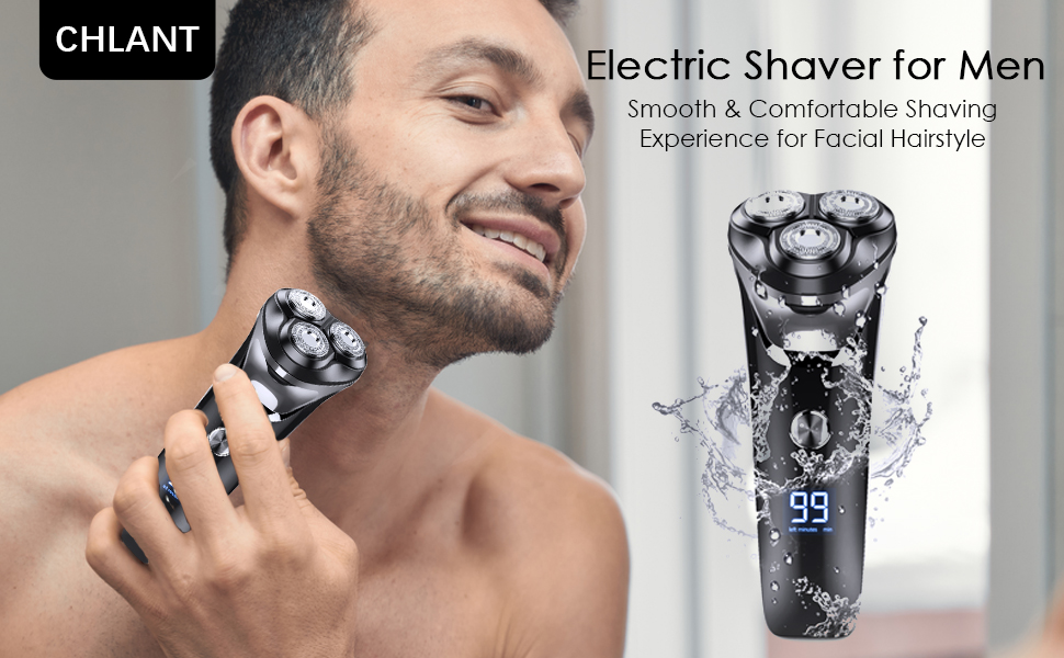 CHLANT FK-373 Electric Shaver