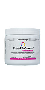 breed to wean