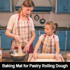 cookie baking mats