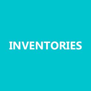 Inventories parts list spares locations