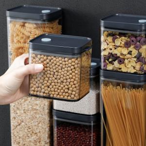 Cereal Storage