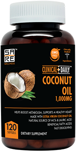 CLINICAL DAILY COCONUT OIL