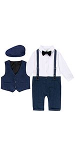 baby boy formal outfit