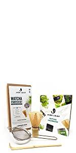 Jade Leaf Matcha - Traditional Starter Set
