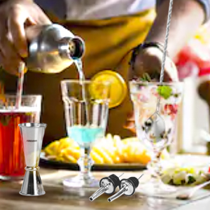 BRING OUT THE MASTER MIXOLOGIST IN YOU!