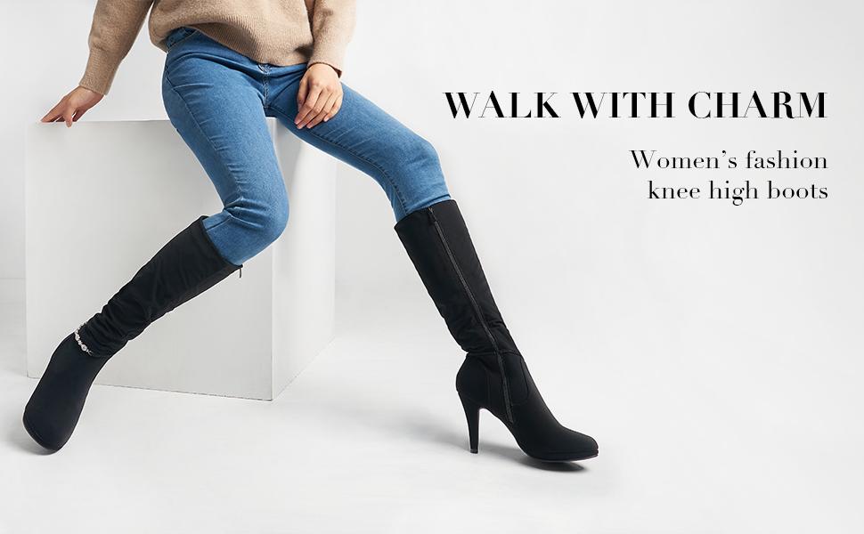 Walk with charm
