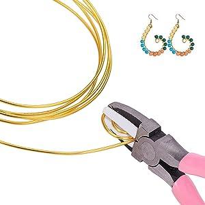 nylon jaw pliers nylon jaw flat nose pliers double nylon jaw pliers jewelry pliers nylon nose pliers