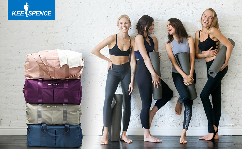 gym bag for women gym duffle bag with wet pocket