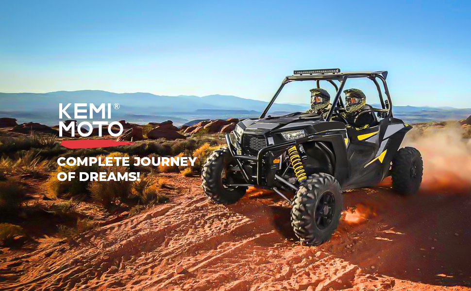 keimimoto UTV CAMERA KIT FOR GOPRO