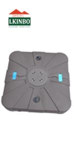 cantilever outdoor umbrella weight base