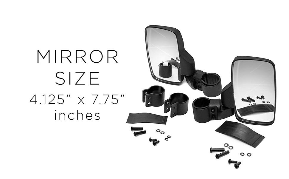 Mirror Size