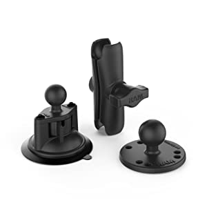 b size, rammounts, components