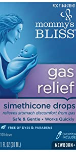 Mommy's Bliss Gas Relief Simethicone Drops