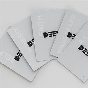 card game, conversation game, conversation starter, fun card game, deep thinking game, mind game