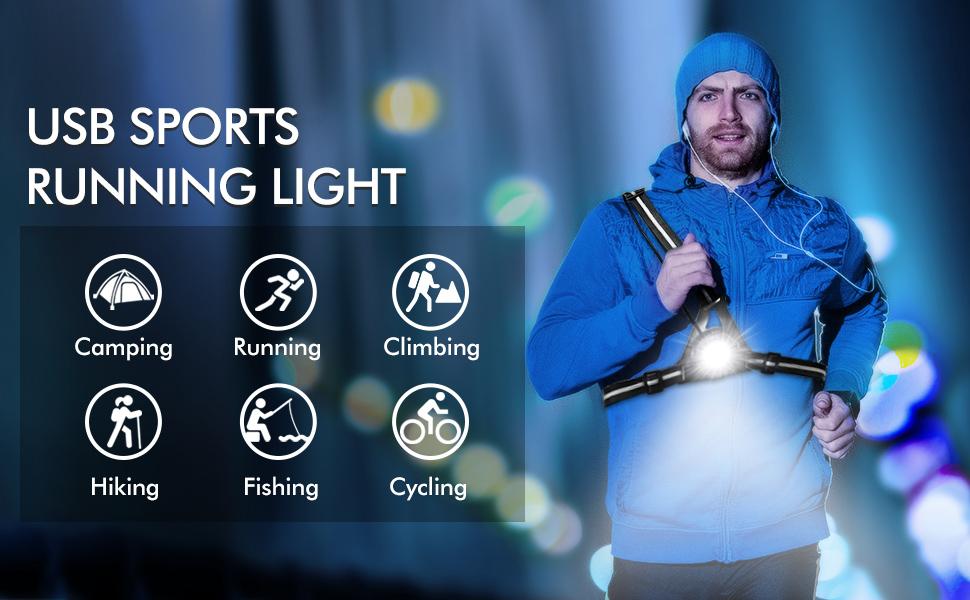 Running Lights for Runners