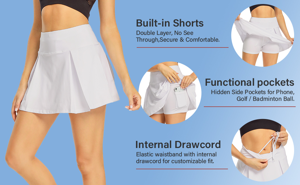 golf skirts for women golf skort white mini skirt cheer skirt active skirts for women