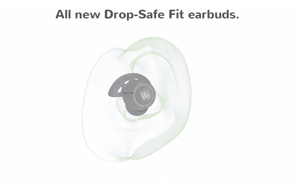 wireeless earbuds