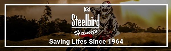 Steelbird Full Face Mahadev Helmets