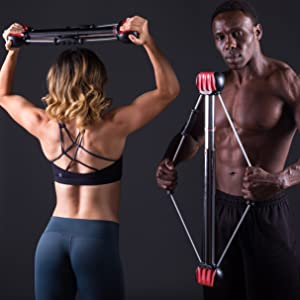 Total Body Fitness Equipment