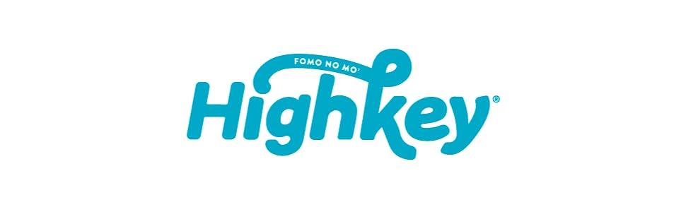 HighKey, HighKey Snacks, High Key, High Key Snacks, haike, fomo no mo, fomo no mo', fomonomo