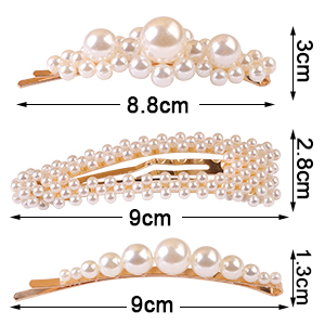 pearl clips