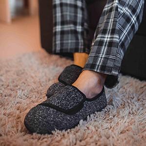 longbay adjustable slippers
