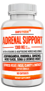 Simply Potent Adrenal Support