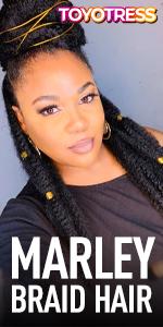 Toyotress Marley Hair