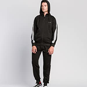 Tracksuit Athletic Casual Comfy Sweatsuits Activewear