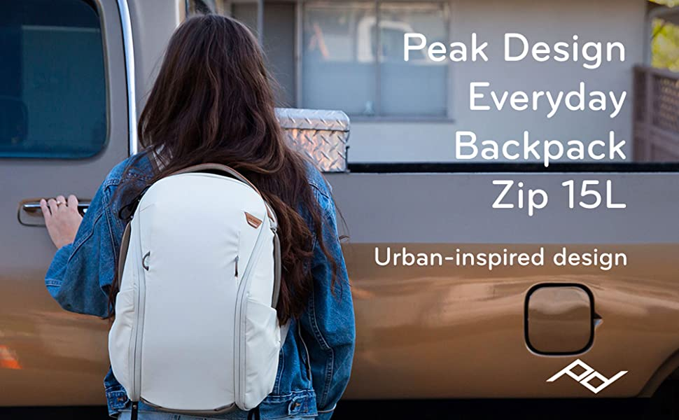 Peak Design Backpack Zip 15L