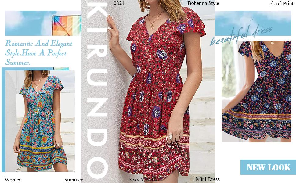 short floral dresses boho button dresses dresses small woman boho red floral dress