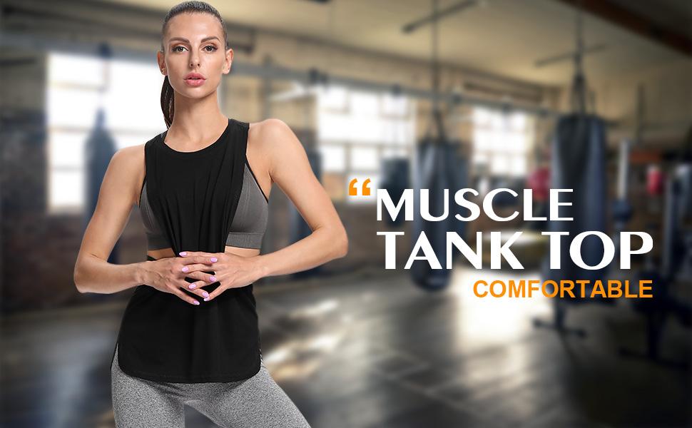 womens workout tanks