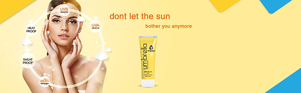 Umbrella Sunscreen 60