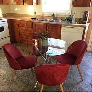 dining table for 2 person