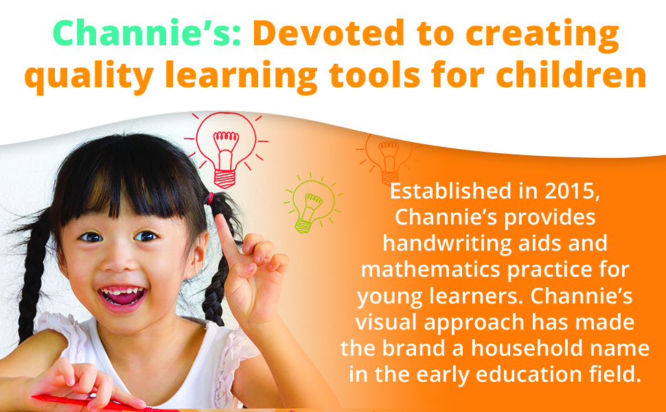 Channie's: Devoted to creating quality learning tools for children