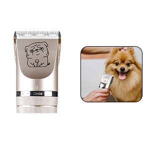 clippers for dogs with thick hair