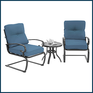 spring chairs for patio