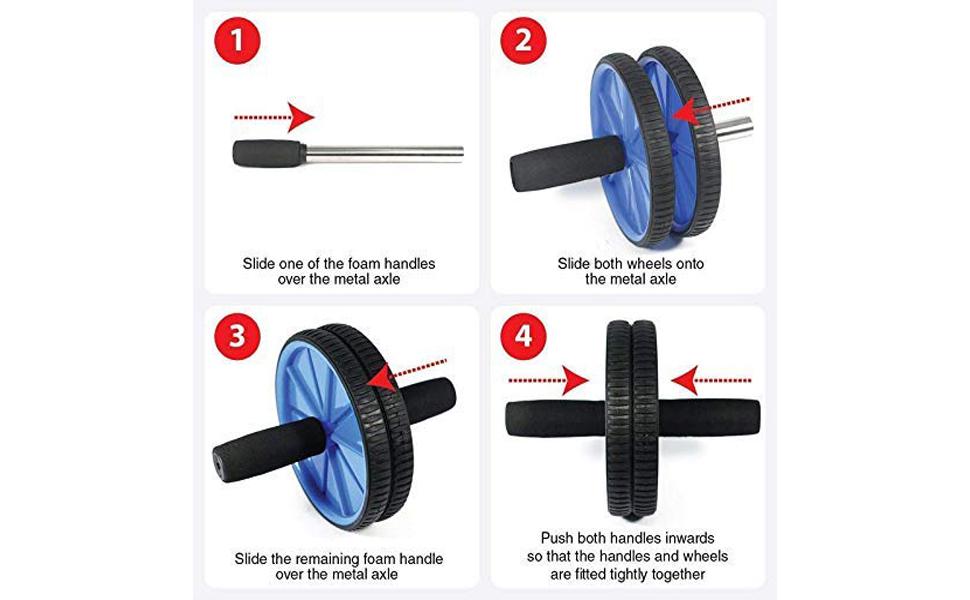 SPN-BFCE Fitness Roller