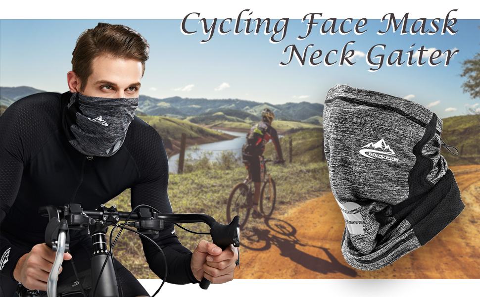 Balaclava Face Mask Neck Gaiter